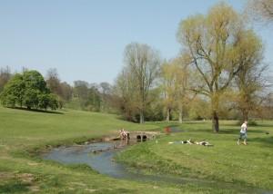Hughenden Stream