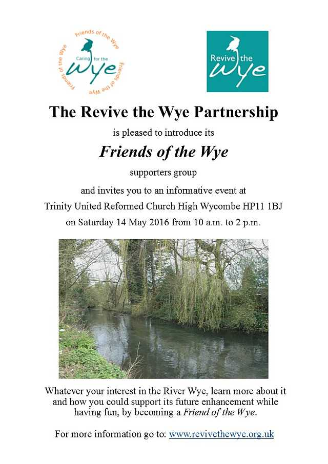 Friends of the Wye supporter's group